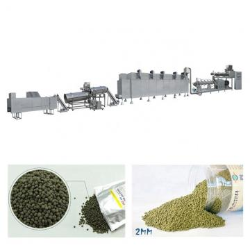 Easy Operation Fish Food Pellet Machine 120kg Pellet Mill Machine