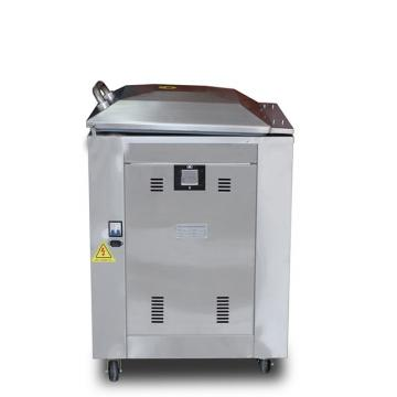 Automatic Meat Sea Food Fish Shrimp Thermoforming Vacuum Skin Packing Machine in Rigid Film