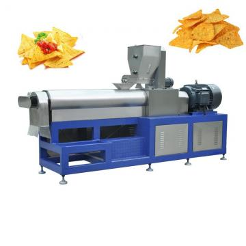 Fried Snack Food Corn Flour Bugles Chips Making Machine