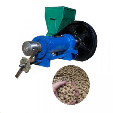 Automatic Floating Fish Feed Pellet Pet Food Making Machine