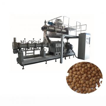 Fish Food Processing Floating Fish Feed Mill Pellet Extruder Machine
