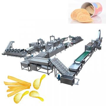 Commercial Potato Chips Crisps Stickers French Fries Making Machine