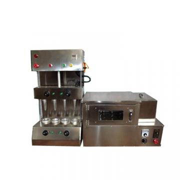 Automatic Vacuum Molding PS Foam Disposable Pizza Box Take Away Food Container Production Line